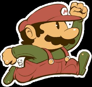 Original Mario
