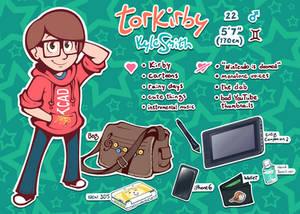 Meet the Artist: Torkirby