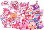 Kirby's 25th