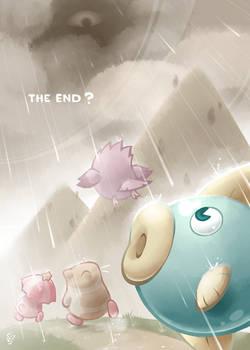 Walk Through the Rain