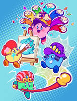 Star Allies Abilities! by Torkirby