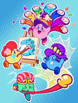Star Allies Abilities!