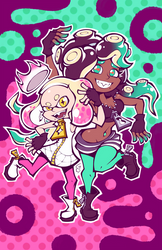 Off the Hook by Torkirby