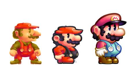 HD Marios