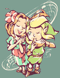 Link and Marin