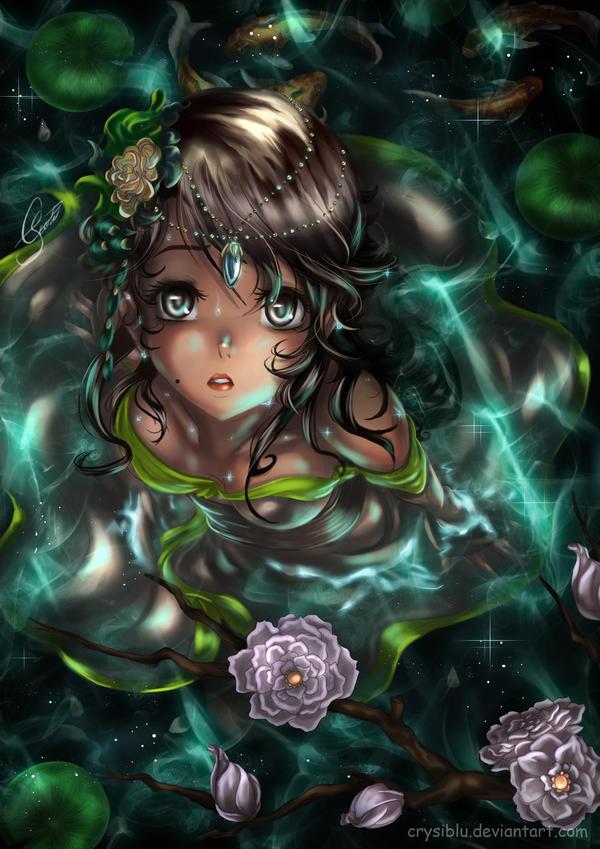 Tsukihime by crysiblu