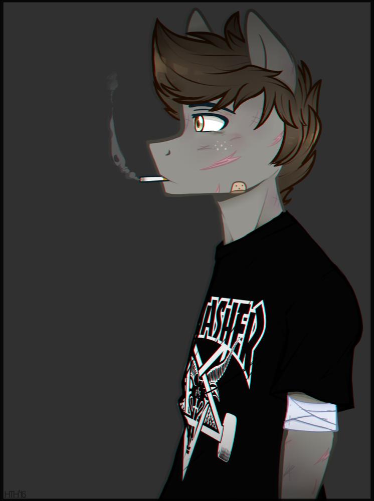 fake the smallest version of myself by HigglyTownHero