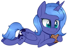 Luna by HigglyTownHero
