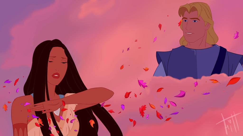 Pocahontas by Fillmory