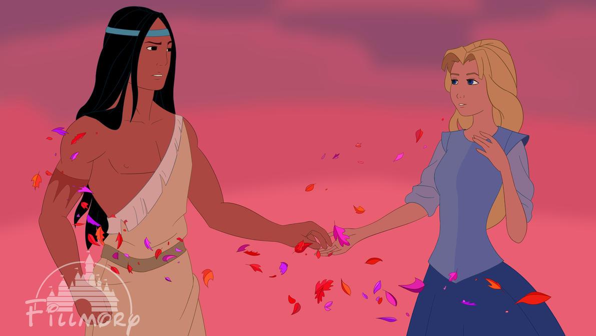 Pocahontas gender bender by Fillmory