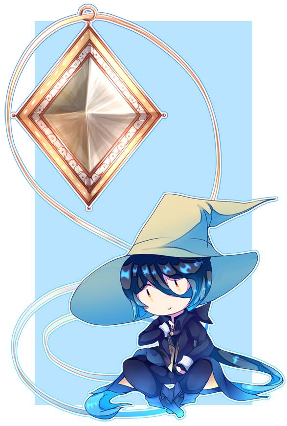 CT: Slyphn's Crystarium by Kucingila