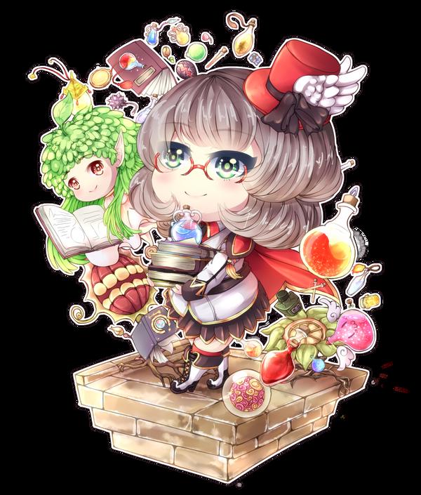 RO - Geneticist 2nd Costume by Kucingila