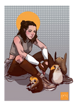 Mother of Porgs
