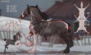 HORSE-ADOPT [CLOSED]