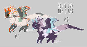 GRIFFIN ADOPTS [CLOSED]