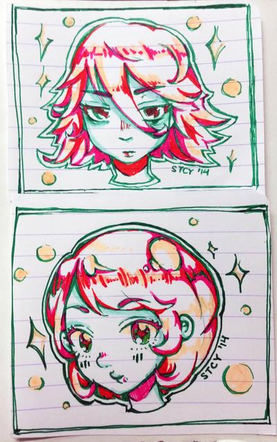 Doodles by BalloonBear