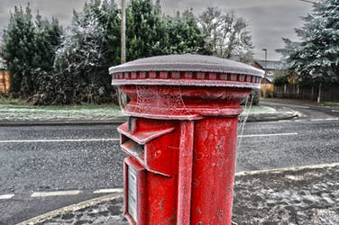 Post Box by The-Baron