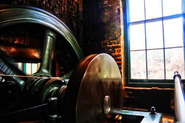 Bursledon Brickworks Steam Engine by The-Baron