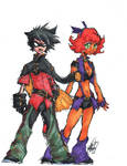 Robin+Starfire