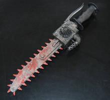 Fallout ripper knife