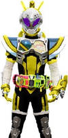 Kamen Rider Brave Kaixa Gamer lv2