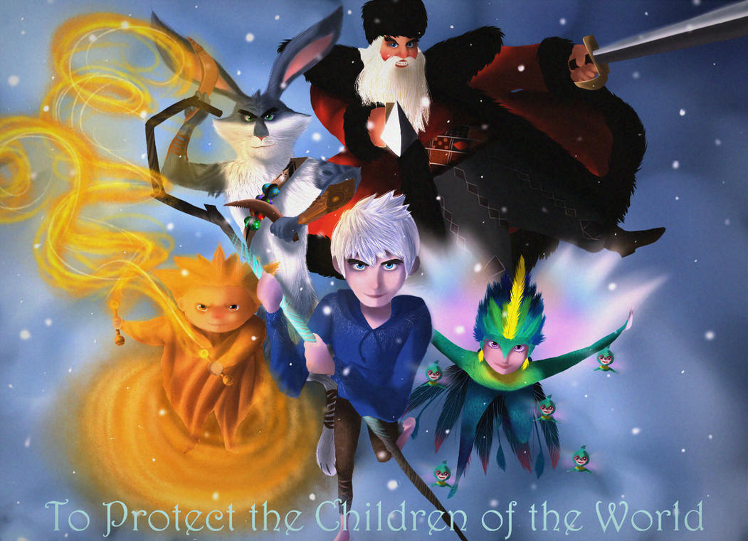 TO PROTECT THE CHILDREN OF THE WORLD by NinaChan13