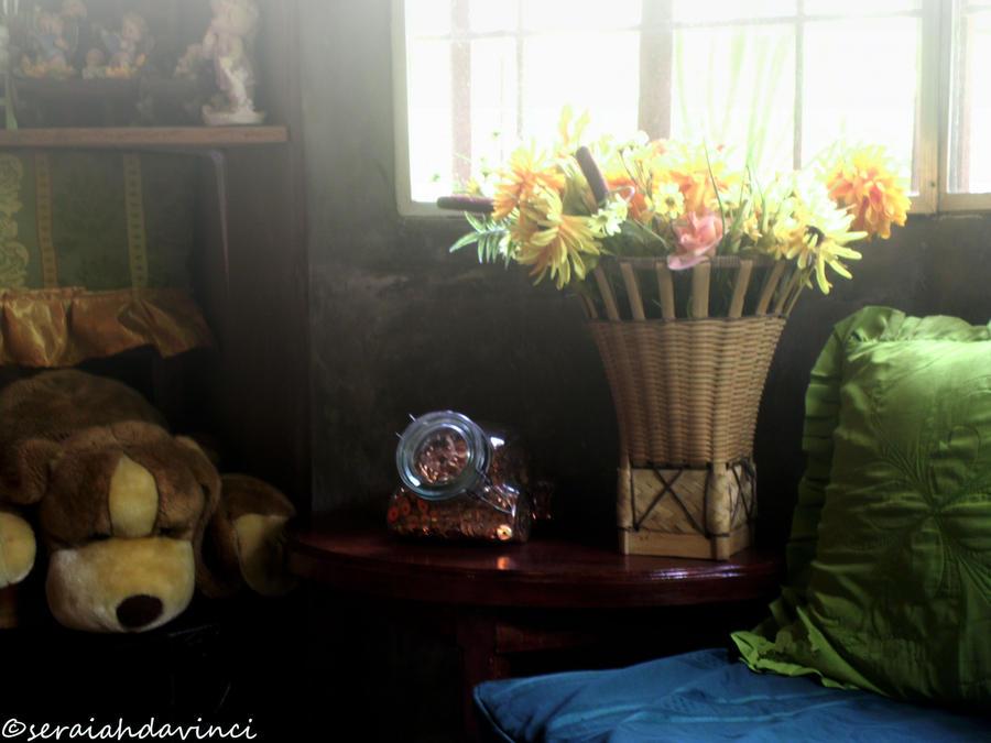 Cozy Day by seraiahdavinci