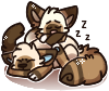 - Tiny Sleepies - by Baigel
