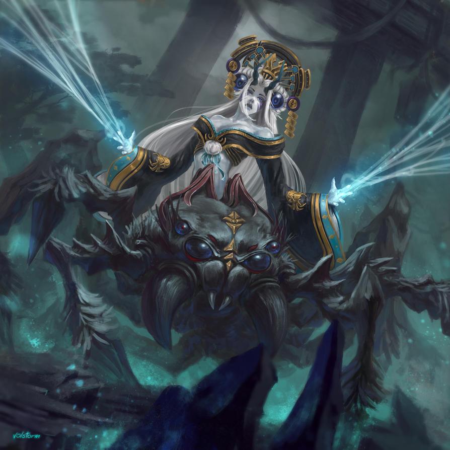 Jorogumo - Spider Hearth