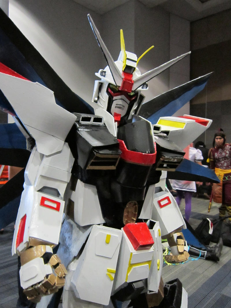 Gundam! by joeyboylondon