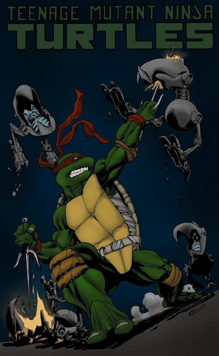 Turtles by joeyboylondon