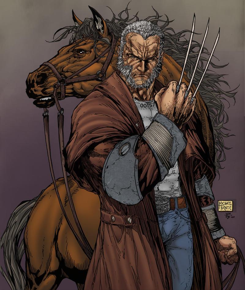 Old Man Logan by joeyboylondon