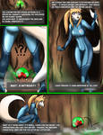 Metroid Primal: Mother(ly) Brain comic (page3) by doubledge7