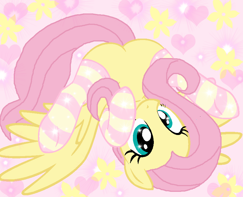 Sexy Fluttershy by Flu...