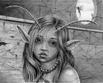 A FAERIE by pat-mcmichael
