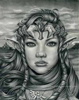 Princess Zelda 2009