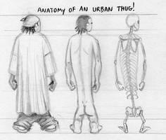 Anatomy of an Urban Thug