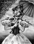 Lillian Gracey Disneys Haunted Mansion