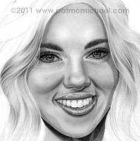 First Portrait of 2011 part 4 by pat-mcmichael