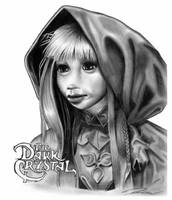 Dark Crystal by pat-mcmichael