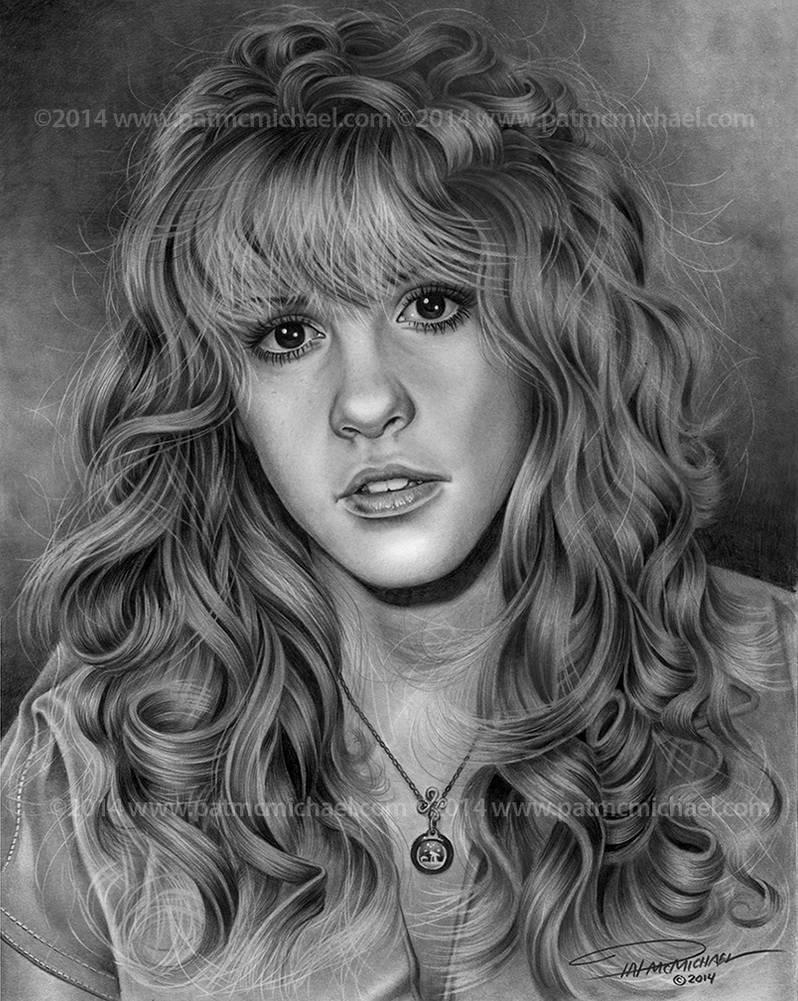 Stevie Nicks 2014 by pat-mcmichael