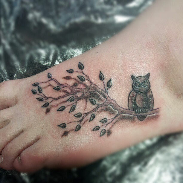 1000 images about owl tattoos on small owl