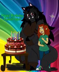 Happy Late Birthday, PastellTofu!!