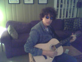 Bob Dylan by jojo50