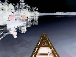 Canoe dark by jojo50