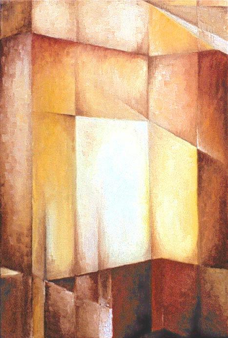 Cubism, Minimalism by AdriAdrian