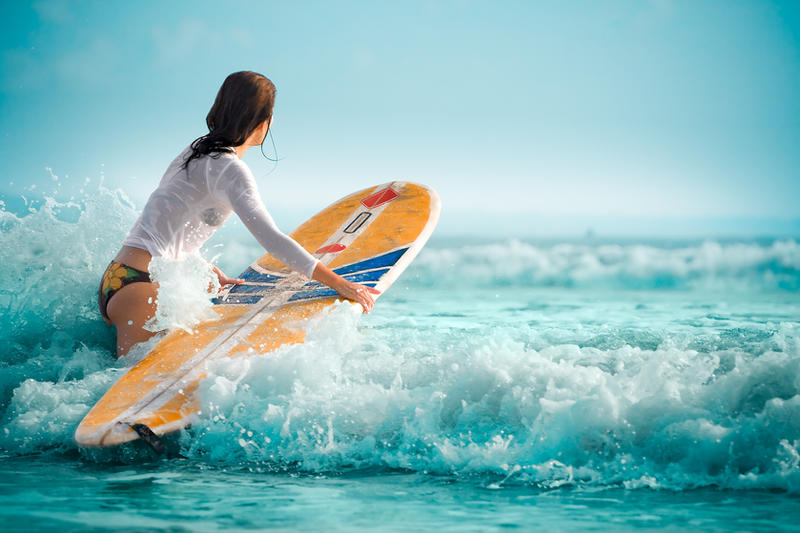 sexy surf girl 15 by artproba