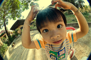 funny asia kids