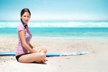 Sexy surf