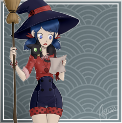 +Witch Mari+ by flopicas
